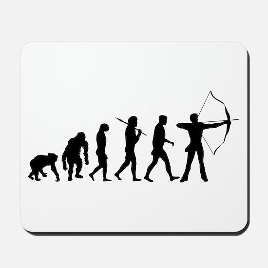 Evolution of Archery Mousepad
