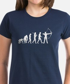 Evolution of Archery Tee