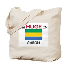 I'd HUGE In GABON Tote Bag