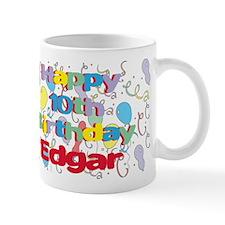Edgar's 10th Birthday Mug