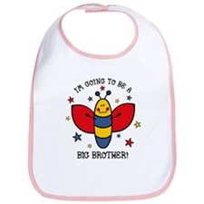Love Bug Future Big Brother Bib