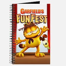 Garfield's Fun Fest Journal