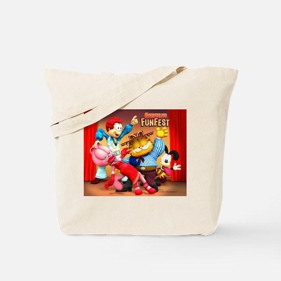 Garfield's Fun Fest Tote Bag