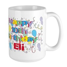 Eli's 10th Birthday Mug