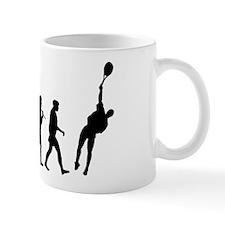 Evolution of Tennis Mug