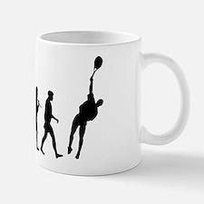 Evolution of Tennis Small Small Mug