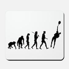 Evolution of Tennis Mousepad