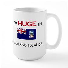 I'd HUGE In FALKLAND ISLANDS Mug