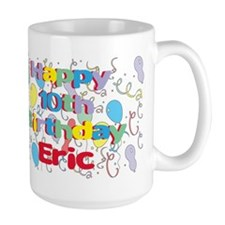 Eric's 10th Birthday Mug