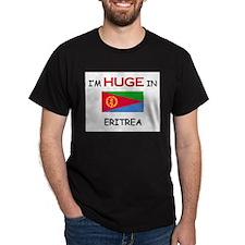 I'd HUGE In ERITREA T-Shirt