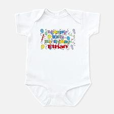Ethan's 10th Birthday Infant Bodysuit