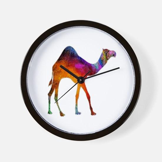 CAMEL Wall Clock