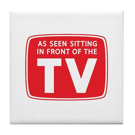 As Seen on TV. . . Tile Coaster