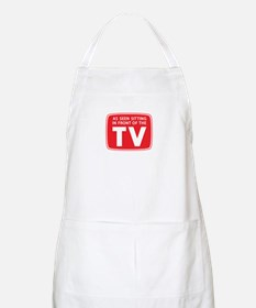 As Seen on TV. . . BBQ Apron