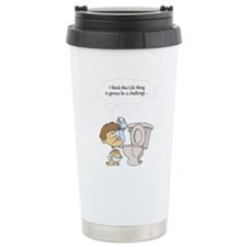 Life thing Travel Mug