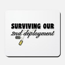 Surviving 2nd Deployment Mousepad