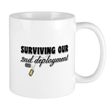 Surviving 2nd Deployment Mug
