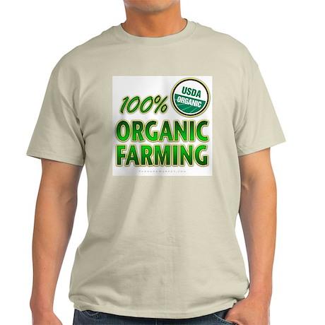 Organic Farming Light T-Shirt