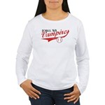 Vampires Women's Long Sleeve T-Shirt