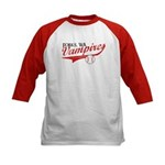 Vampires Kids Baseball Jersey