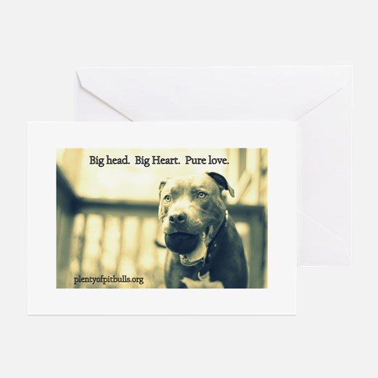 Boomer (pure love) Greeting Cards