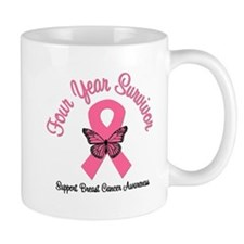 Breast Cancer (4 Yrs) Mug