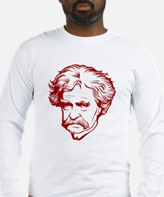 Mark Twain Long Sleeve T-Shirt