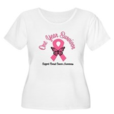 Breast Cancer (1 Year) T-Shirt