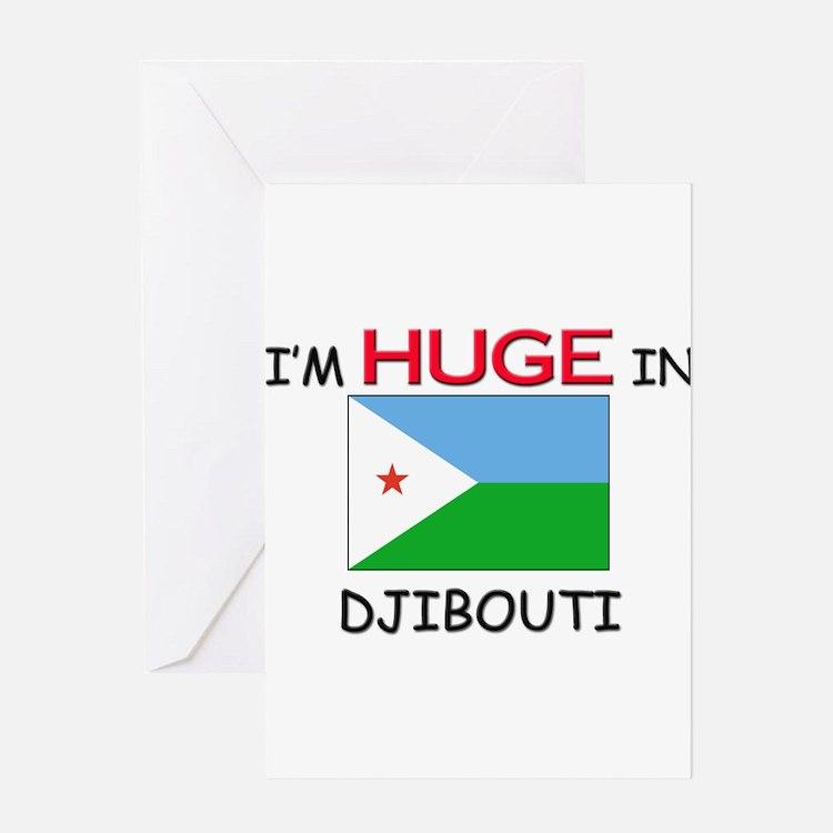 I'd HUGE In DJIBOUTI Greeting Card
