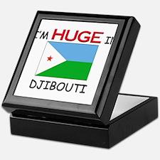 I'd HUGE In DJIBOUTI Keepsake Box