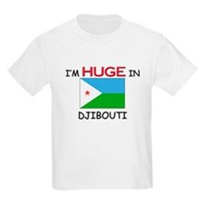 I'd HUGE In DJIBOUTI T-Shirt