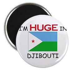 I'd HUGE In DJIBOUTI Magnet
