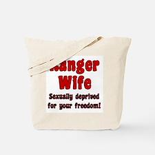 Ranger Wife - deprived Tote Bag