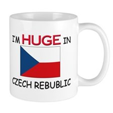 I'd HUGE In CZECH REBUBLIC Mug