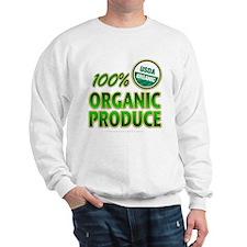 Organic Produce Sweatshirt