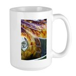 On Fire Large Mug