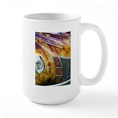 On Fire Mug