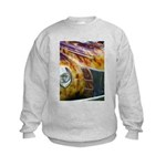 On Fire Kids Sweatshirt