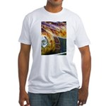 On Fire Fitted T-Shirt