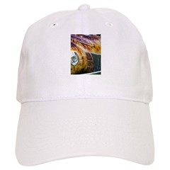 On Fire Baseball Cap