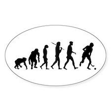 Evolution Field Hockey Decal