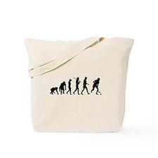 Evolution Field Hockey Tote Bag