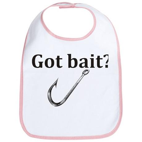 Got bait? Bib