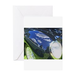FenderScape Greeting Card