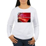 Earth Angel Women's Long Sleeve T-Shirt