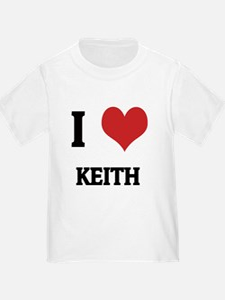 I Love Keith T