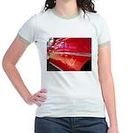 Earth Angel Jr. Ringer T-Shirt