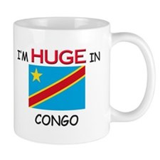 I'd HUGE In CONGO Mug