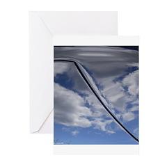 Blue Skies Greeting Cards (Pk of 20)