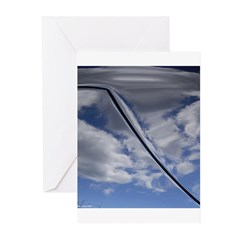 Blue Skies Greeting Cards (Pk of 10)